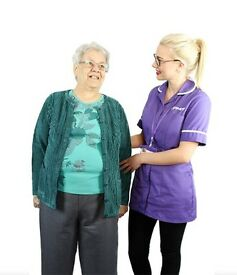 Care and Support Workers, Dumfries. Company Car. Full Time contracts
