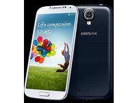Samsung Galaxy S4 brand new unlocked