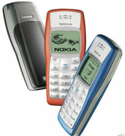Original Nokia 1100 With Excellent Battery And Charger - DW