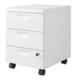 Desk Storage - 3-Drawer Unit