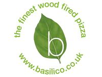 """Motorbike pizza delivery drivers need it by """"basilico ltd"""""""