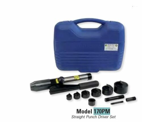 """Current Tool 170PM 1/2-2"""" Hydraulic knockout kit"""