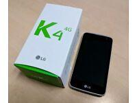 LG K4 Black 16GB Mint Condition Sale/Swaps