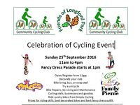 **** Volunteers Required **** Community Cycling Event - Longford Park - 25th Sept