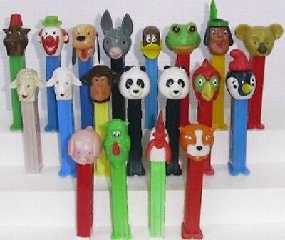 Pez   Merry Music Makers  Mmm    Choose Character From Menu   Use For Crafts