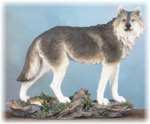 Gray Wolf Standing - NIB