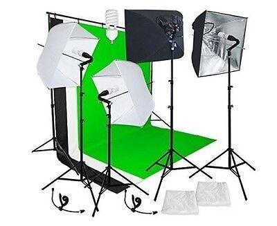 Комплекты освещения Video Lighting Kit Studio