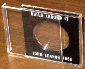 John Lennon & Yoko BUILD AROUND IT/DANGER BOX  Beatles Rare!!