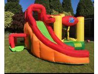 14ft slide bouncy castle