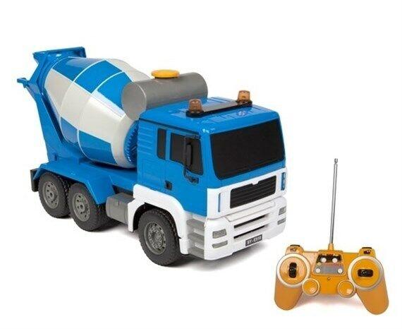 Betonmisch-LKW Betonmischer E518-003 Mischer Betonauto Spielzeug für Kinder