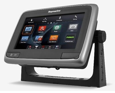 Raymarine a78 CHIRP DownVision GPS MFD + CPT-100DVS Transducer