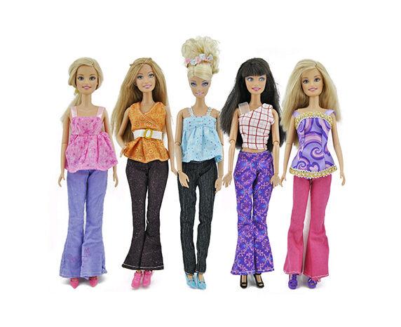 worauf sie beim kauf von kleidung accessoires f r barbie achten sollten ebay. Black Bedroom Furniture Sets. Home Design Ideas