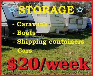 BRISBANE STORAGE - Cars, Caravans, Boats, shipping containers Deception Bay Caboolture Area Preview