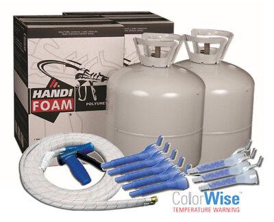 Handi-foam 605 Bf P10749 Spray Foam Insulation Kit Closed Cell Free Shipping