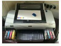 Epson 4880 large format sublimation printer