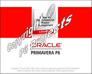 Oracle Primavera P6 PPM v7 software + FREE 30 Days Support+ FREEPOST Worldwide