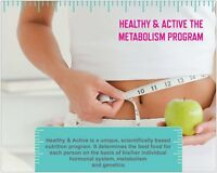 Healthy & Active the metabolism program