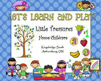 Home Childcare in Amherstburg