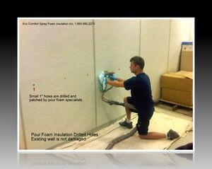 Spray Foam Insulation Oakville / Halton Region Toronto (GTA) image 6