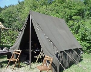 Army Wall Tent