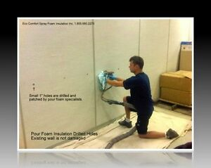 Spray Foam Insulation Kitchener / Waterloo Kitchener Area image 5
