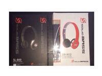 BRAND NEW Bassbeat Headphones