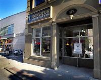 Monsieur Barber Shop & Spa Looking For Barbers