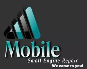 Mobile lawnmower tractor Repairs - Call Us today 780-862-0355