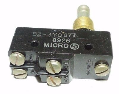 Micro Switch Honeywell Bz-3yq67t-1pa2 Bz3yq67t1pa2 Limit Switch