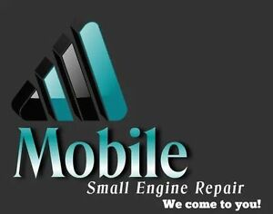 Mobile Small Engine Repairs - We come to you.  780-862-0355