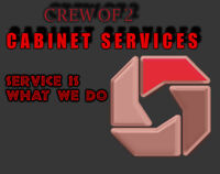 Crew of Two Cabinet Services