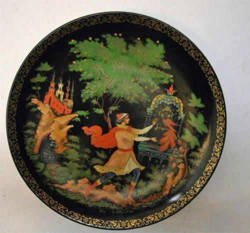 Russian Collectible Plates Ebay
