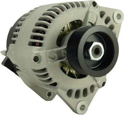 New Alternator Fits New Holland Tractors 5640 6640 7740 Ford Diesel 1991-1998