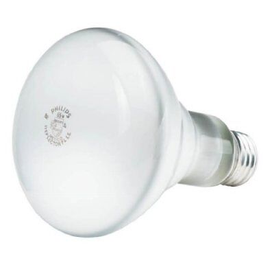 Philips DuraMax 65W Frosted Medium Base BR40 Incandescent Floodlight Light Bulb Br40 Incandescent Medium Base