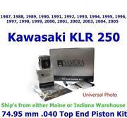 KLR 250 Piston