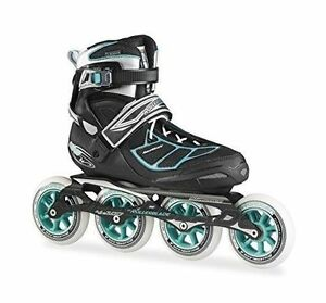 Rollerblade women's size 8 100mm wheels