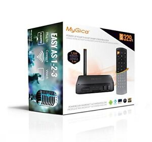MyGica ATV329X Android 6.0 Marshmallow Smart TV Box