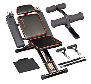 Thane's total home Gym and  Accessory package (bought separately