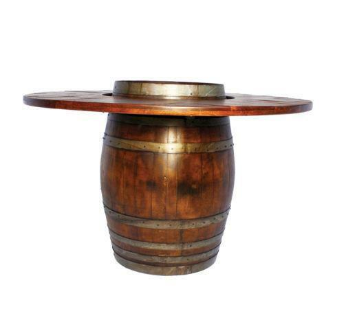 Barrel Table Ebay