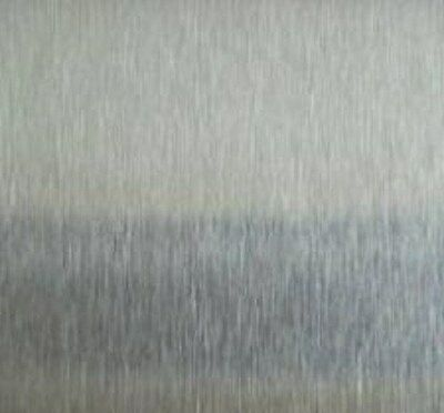 Alloy 304 3 Brushed Stainless Steel Sheet - 18g X 36 X 48