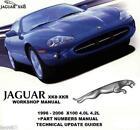 Jaguar XK8 Manual