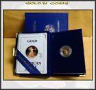 Proof 1990 American Eagle Gold Bullion Coins
