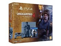 Sony PlayStation 4 1TB Uncharted 4: A Thiefs End Special Edition Console BRAND NEW