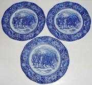 Liberty Blue Dinnerware