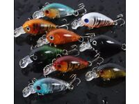 NEW - Fishing lures what give you results on Sea BASS etc; or fresh water fishes. Pike etc;,