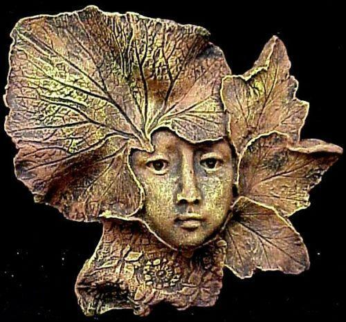 Face sculpture ebay