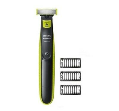 Philips Norelco OneBlade Mongrel Electric Trimmer and Shaver QP2520 One Blade