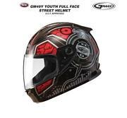 Youth Racing Helmet