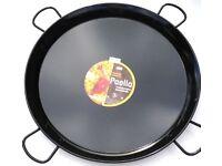 100cm Thick steel Paella Pan