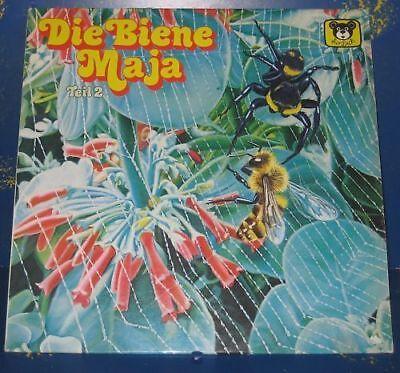 LP Die Biene Maja Teil 2 für Dich